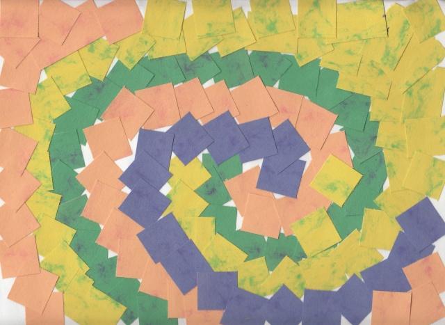 Mosaic Spirals